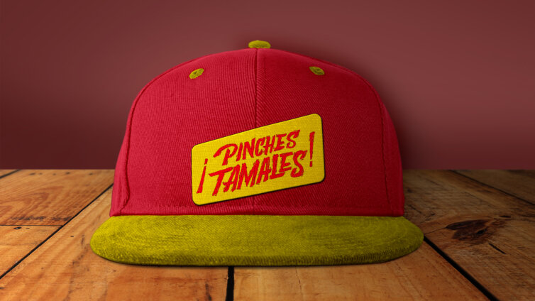 ¡Pinches Tamales!